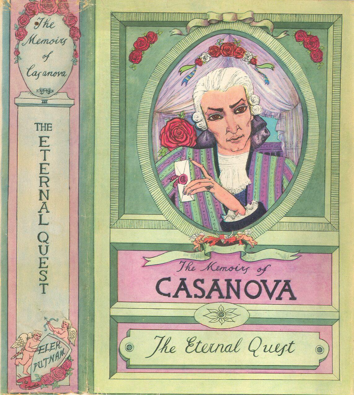 Casanova Giacomo The Memoirs of Jacques Casanova de Seingalt, Vol. III (of VI),