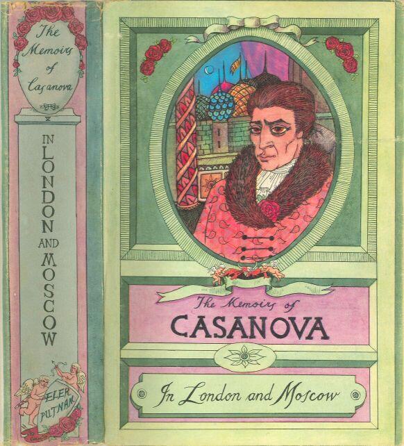 Casanova Giacomo The Memoirs of Jacques Casanova de Seingalt, Vol. V (of VI),