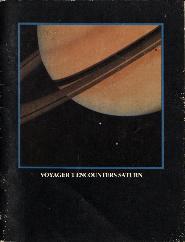 Національне управління з аеронавтики і дослідження космічного простору Voyager 1 Encounters Saturn